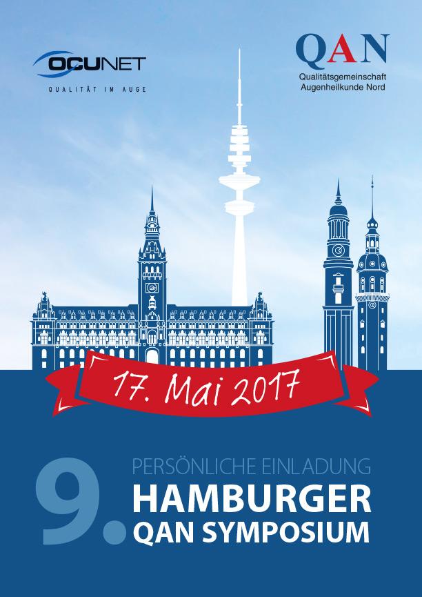 9. Hamburger QAN Symposium Einladung