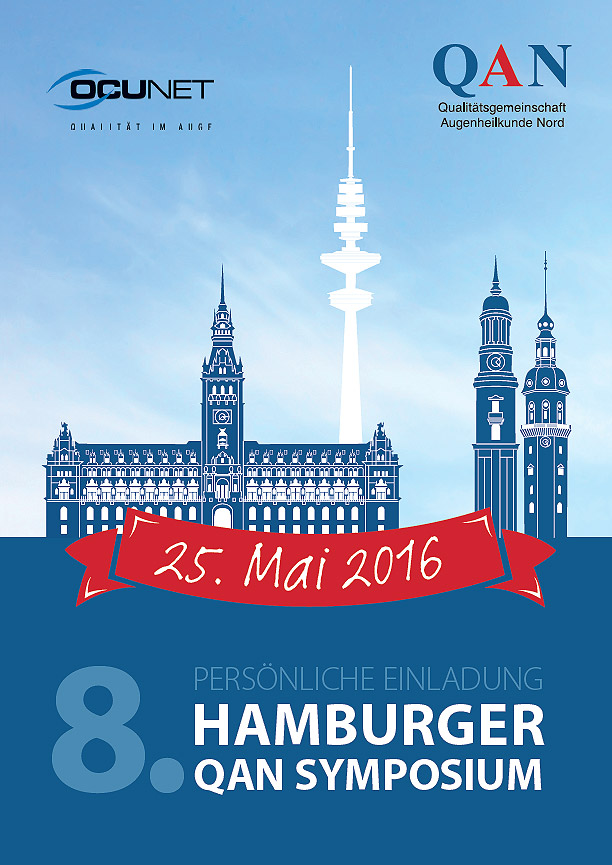 8. Hamburger QAN Symposium Einladung