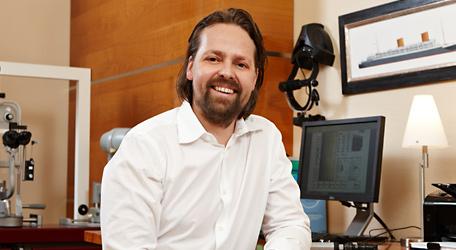 Dr. med. Christoph Tornow, FEBO