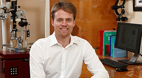 Dr. med. Hinnerk Kirsch, Augenarzt Hamburg