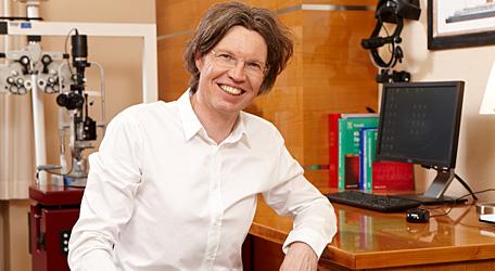 Leitender QAN-Augenarzt Dr. med. Joachim Magner, Hamburg