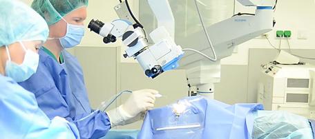 QAN Kombinierte Katarakt-Glaukom-OP